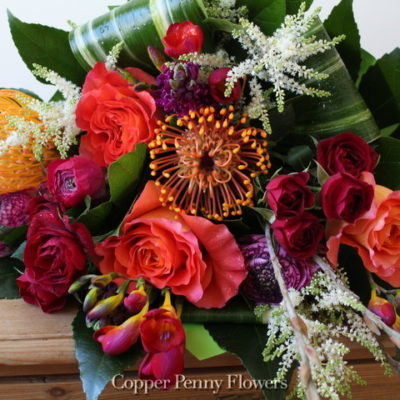 Beautifully Bold Bouquet