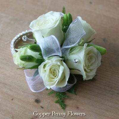 Build Your Own Spray Rose Corsage