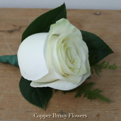 Build Your Own Rose Boutonniere