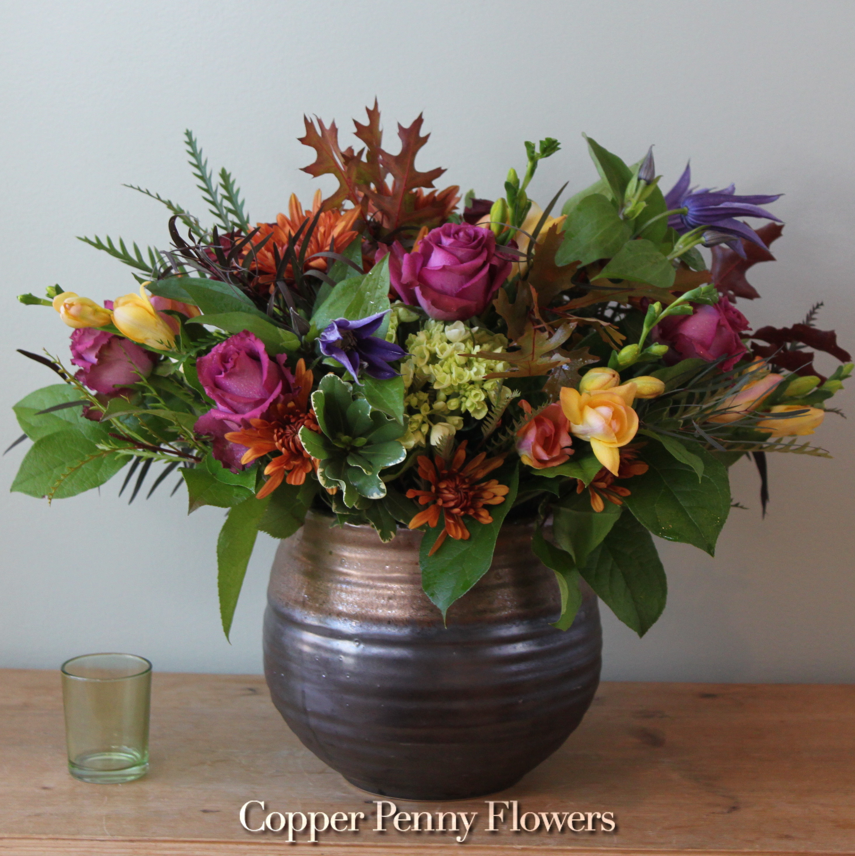 Copper Penny Flowers Boutique Florist In Concord Ma