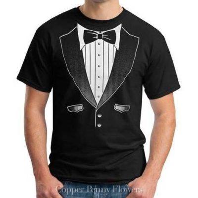 CCHS Lost Prom 2020 Tuxedo Tee