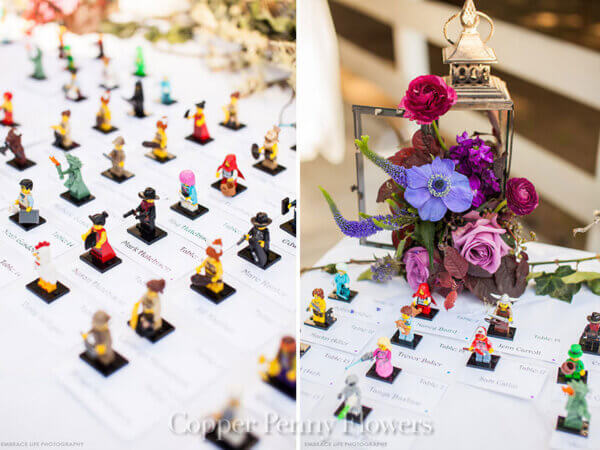 escort card table ideas
