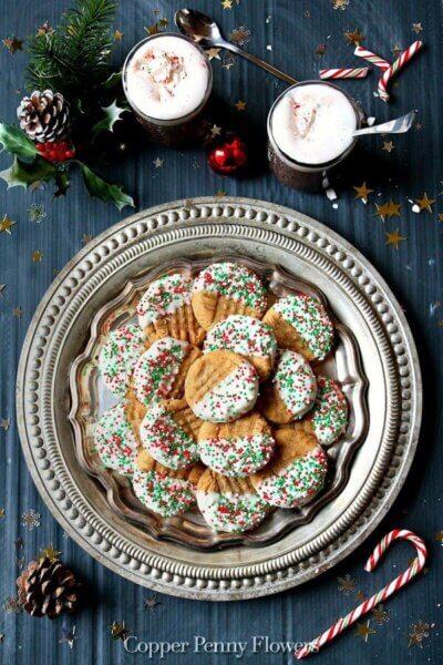 celebratory cookies