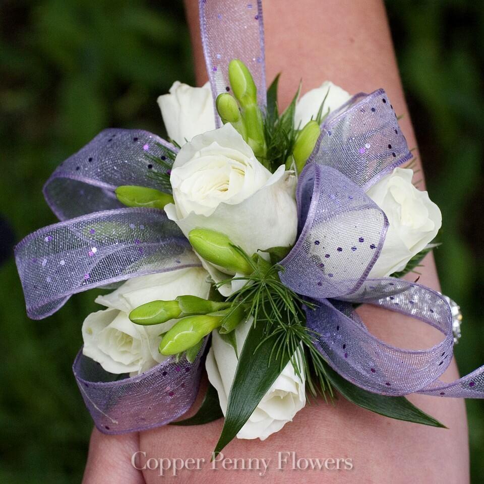 Build Your Own Corsages - Local Concord Florist Copper ...
