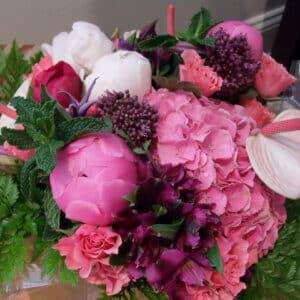 Copper Penny Flowers Bouquets
