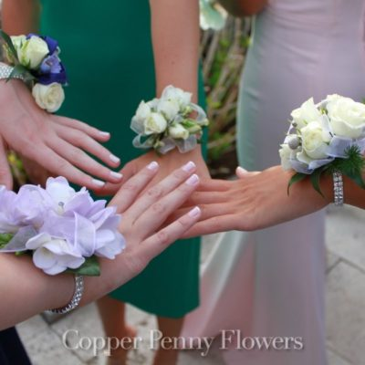 Build Your Own Corsage
