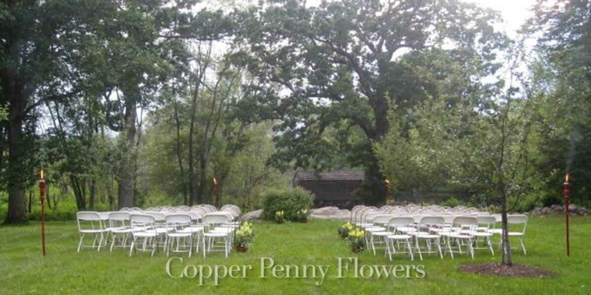 The Old Manse  Wedding Concord MA 2.1432937478