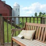 Barn At Gibbet Hill Deck View 1598×933