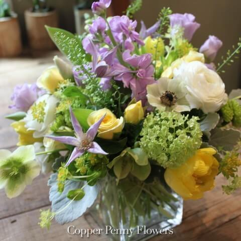 A Bedford customer sent us a picture of their arrangement