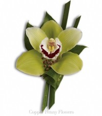 Orchid Boutenniere