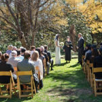 Outdoor Wedding At Habitat C Anne Rearick