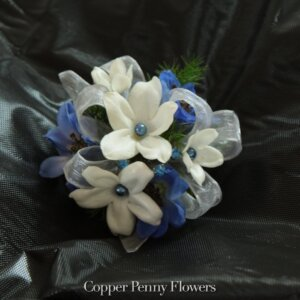 stephanotis corsage from maynard ma